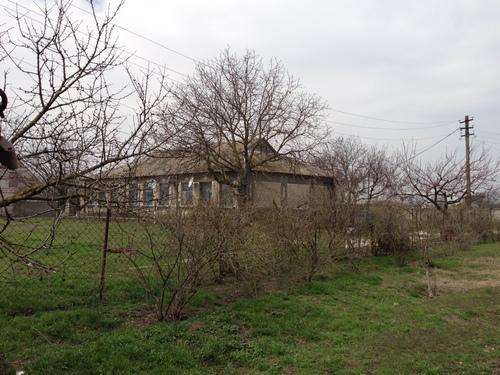Здание «киргизской» школы в с.Виноградово (Чалбасы)